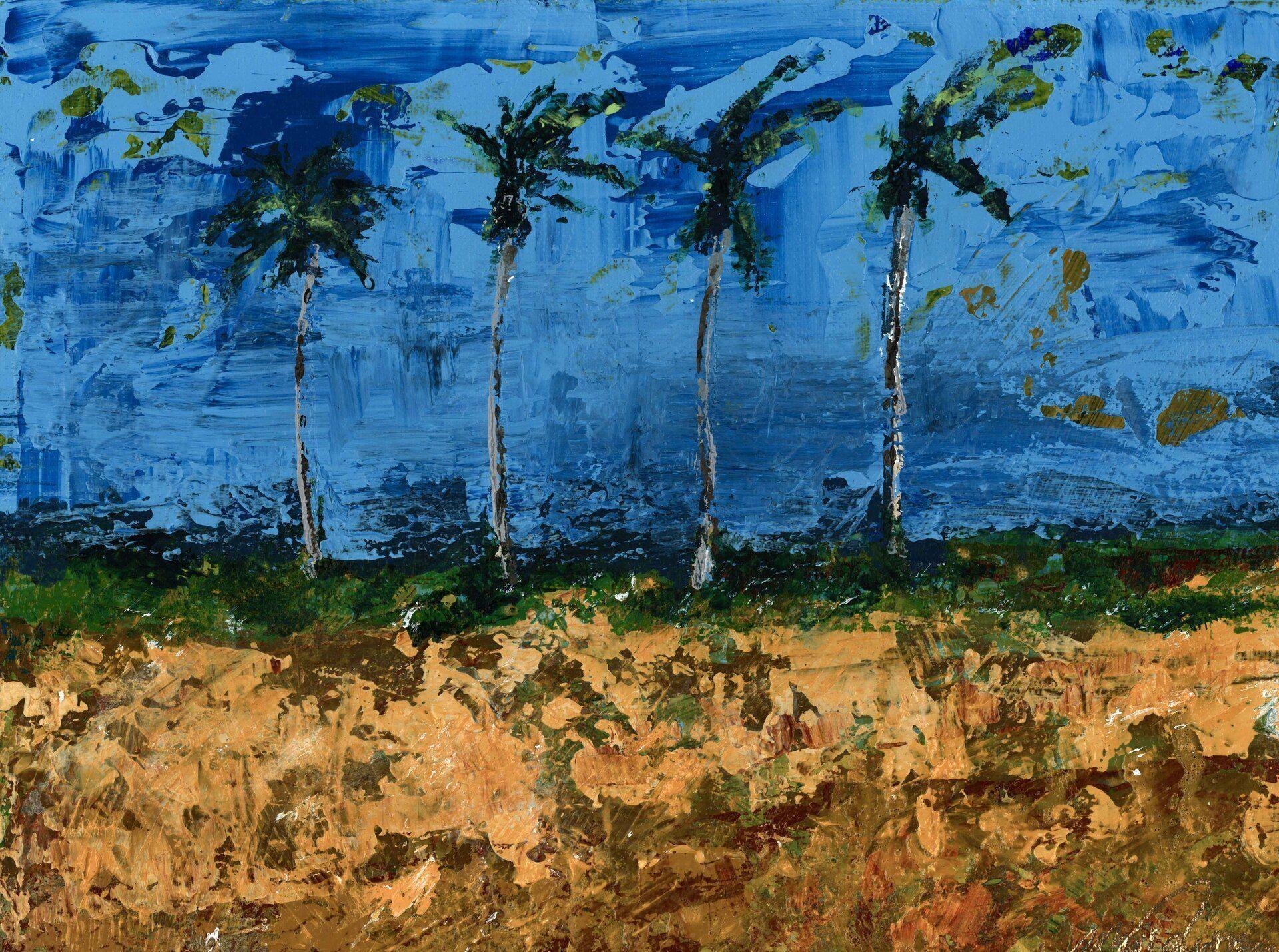 4 Palms In Wailua
