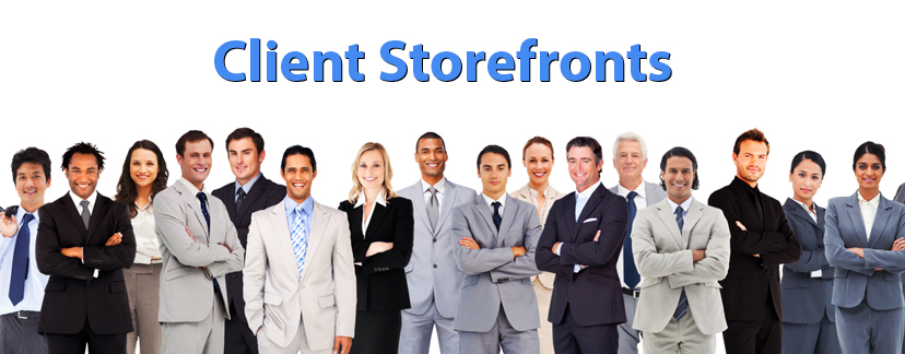 Client Store Front-Slider