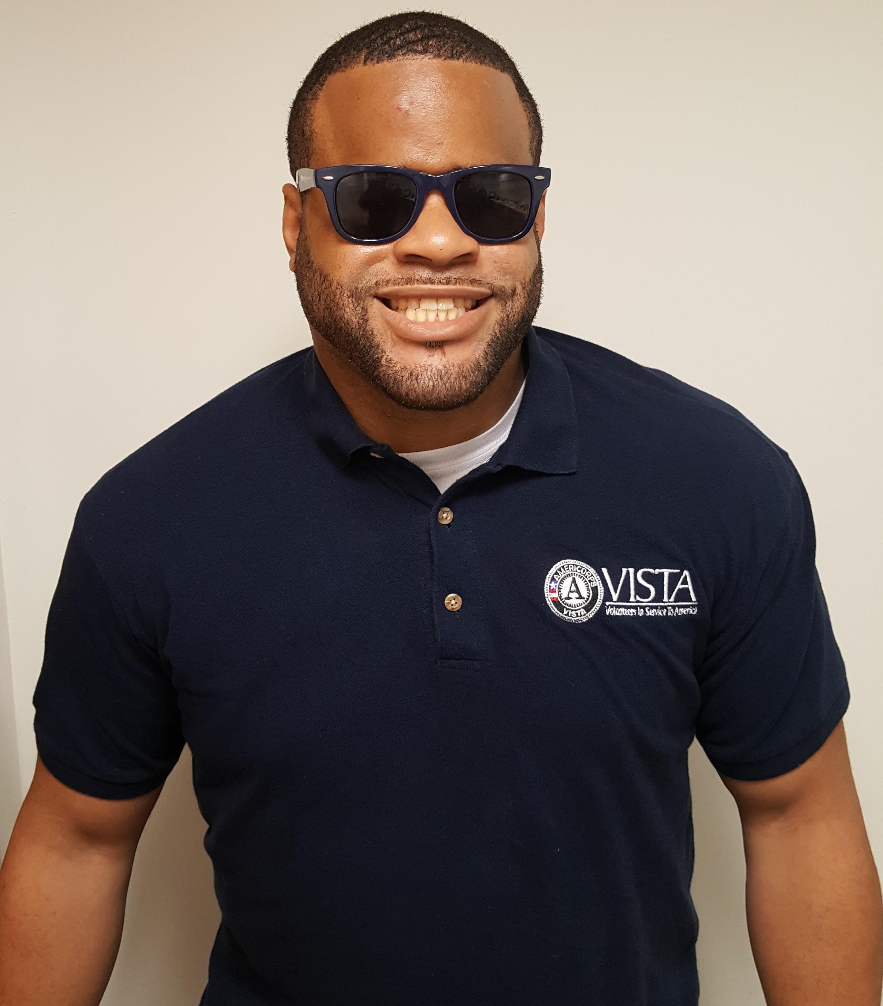 Brandon Scott, AmeriCorps VISTA 2017-18 (JRMC)