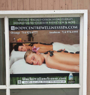 Get a quote on window graphics for Anaheim CA