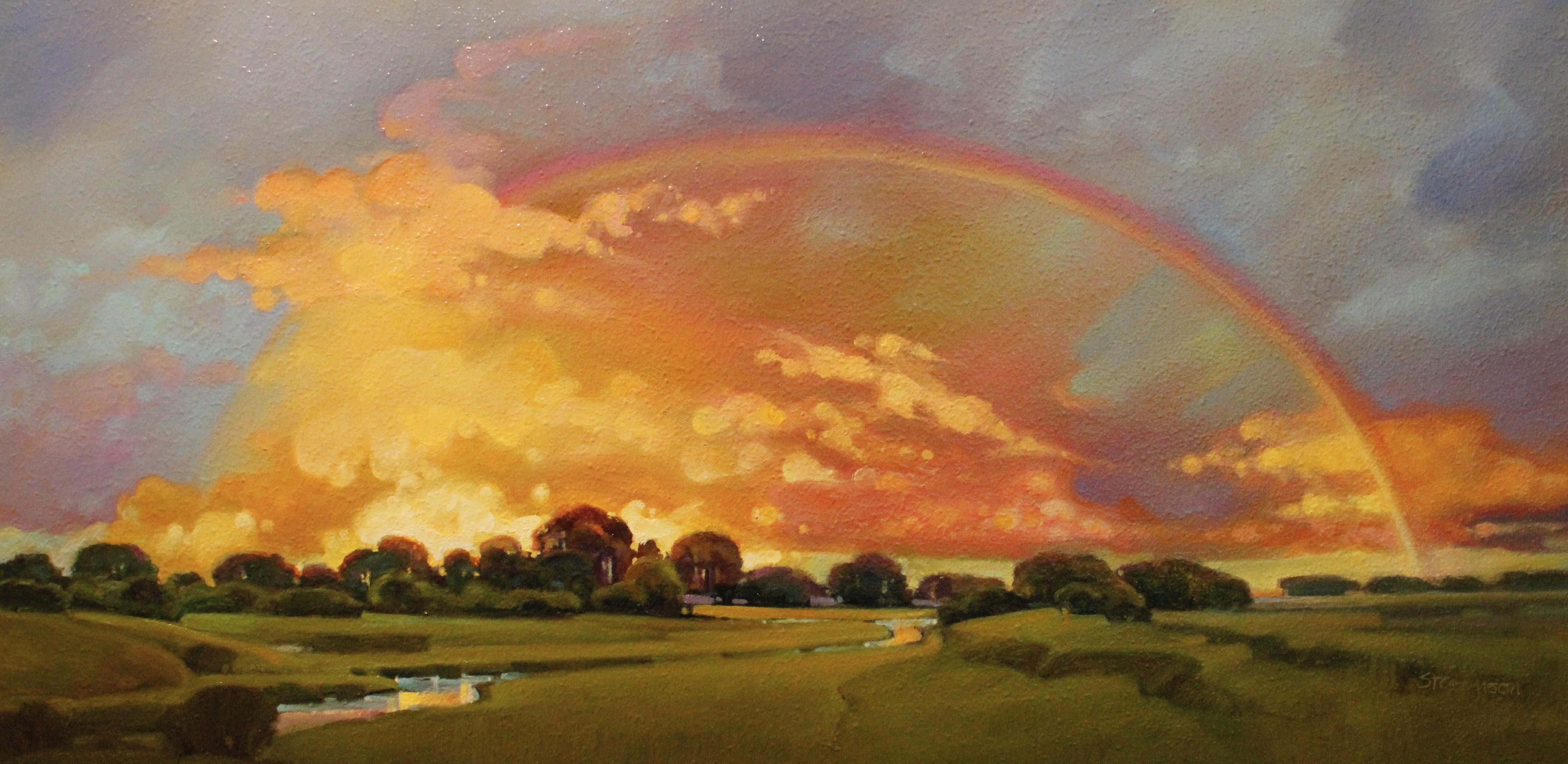 The Paintings of Mac Stevenson