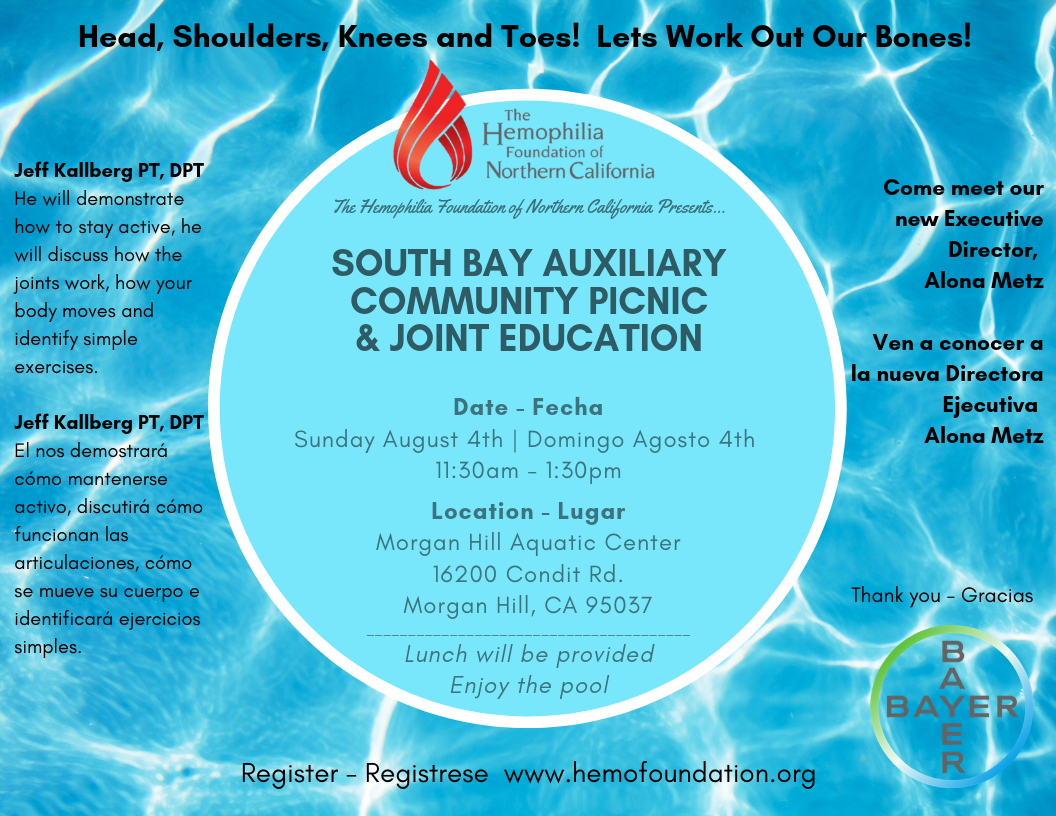 South Bay Auxiliary Community Picnic and Joint Education