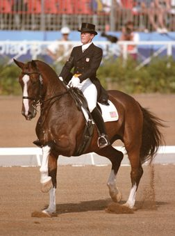 The Impact of TDF Board Member, Carol Lavell, on American Dressage