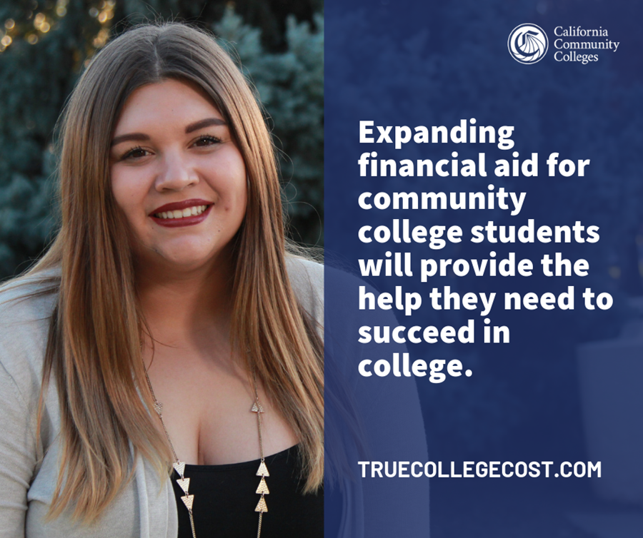 Action Needed! Advocate for More Financial Aid for Community College Students