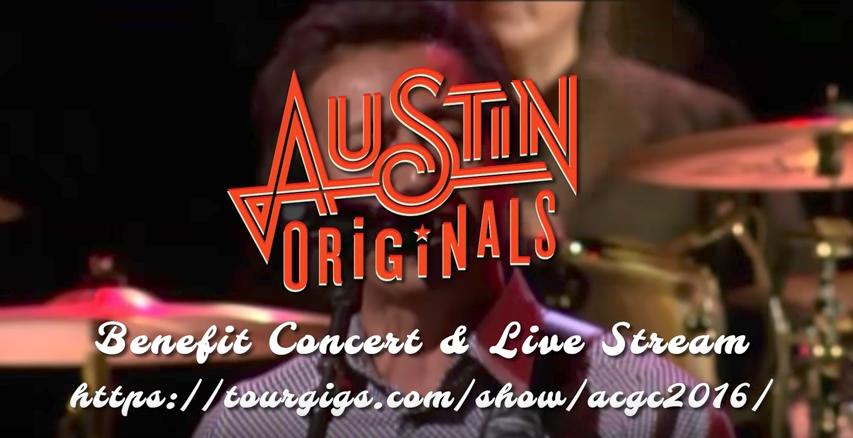 2016 Austin Originals Benefit Concert