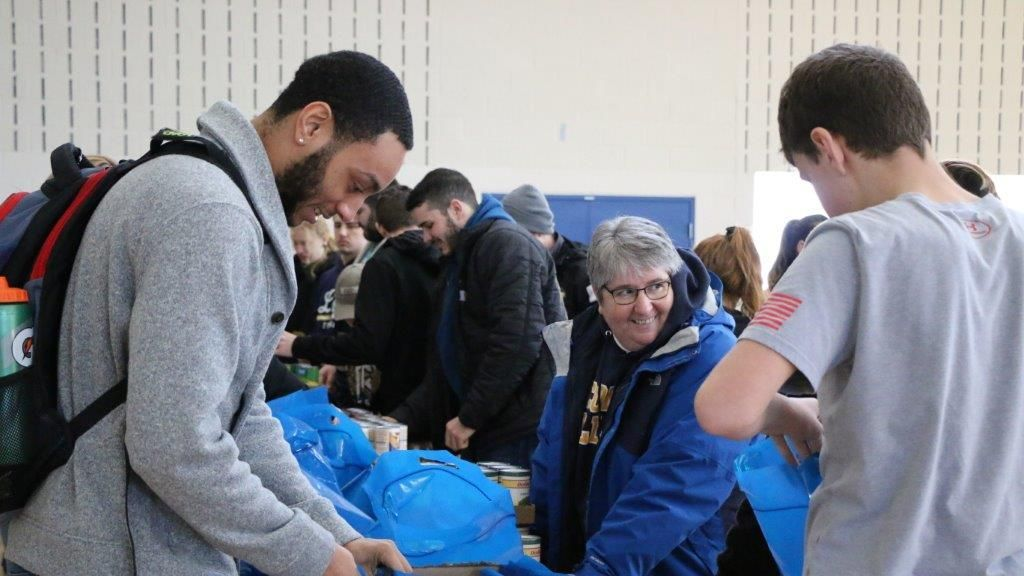 STEP AmeriCorps and Partners Mobilize Area Residents to Serve on King Holiday