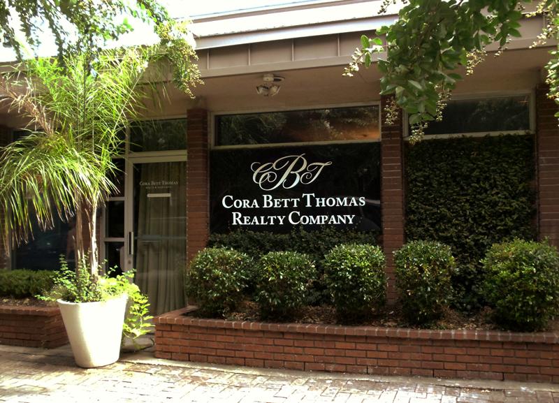 Cora Bett Thomas