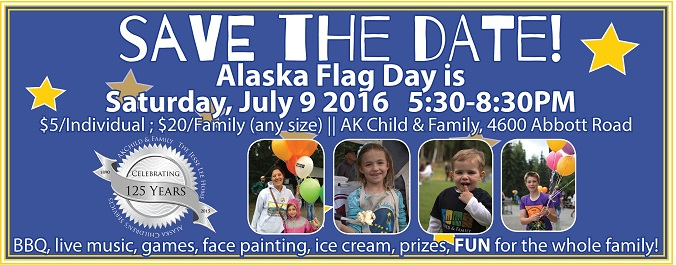 Flag Day - Save the date!
