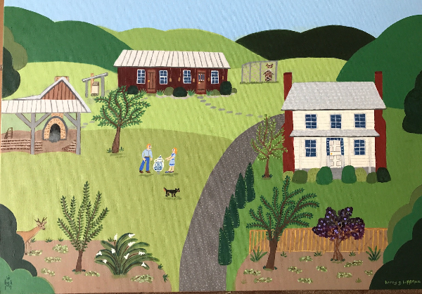 Scholars & Scones: Finding Folk Art in North Carolina