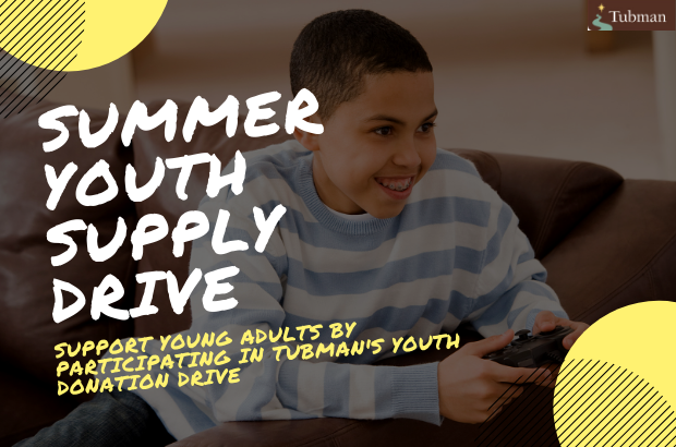 Twenty NineTEEN Summer Youth Supply Drive