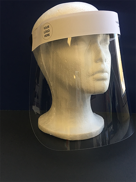 Custom Visor Face Shield