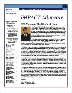 IMPACT Advocate~Fall 2012