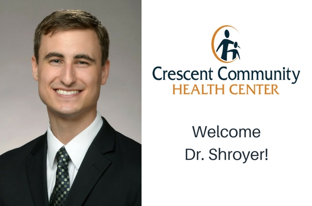 Dr. Shroyer has joined our team!