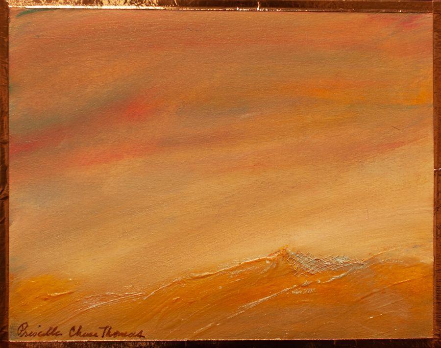 20. Martian Landscape A