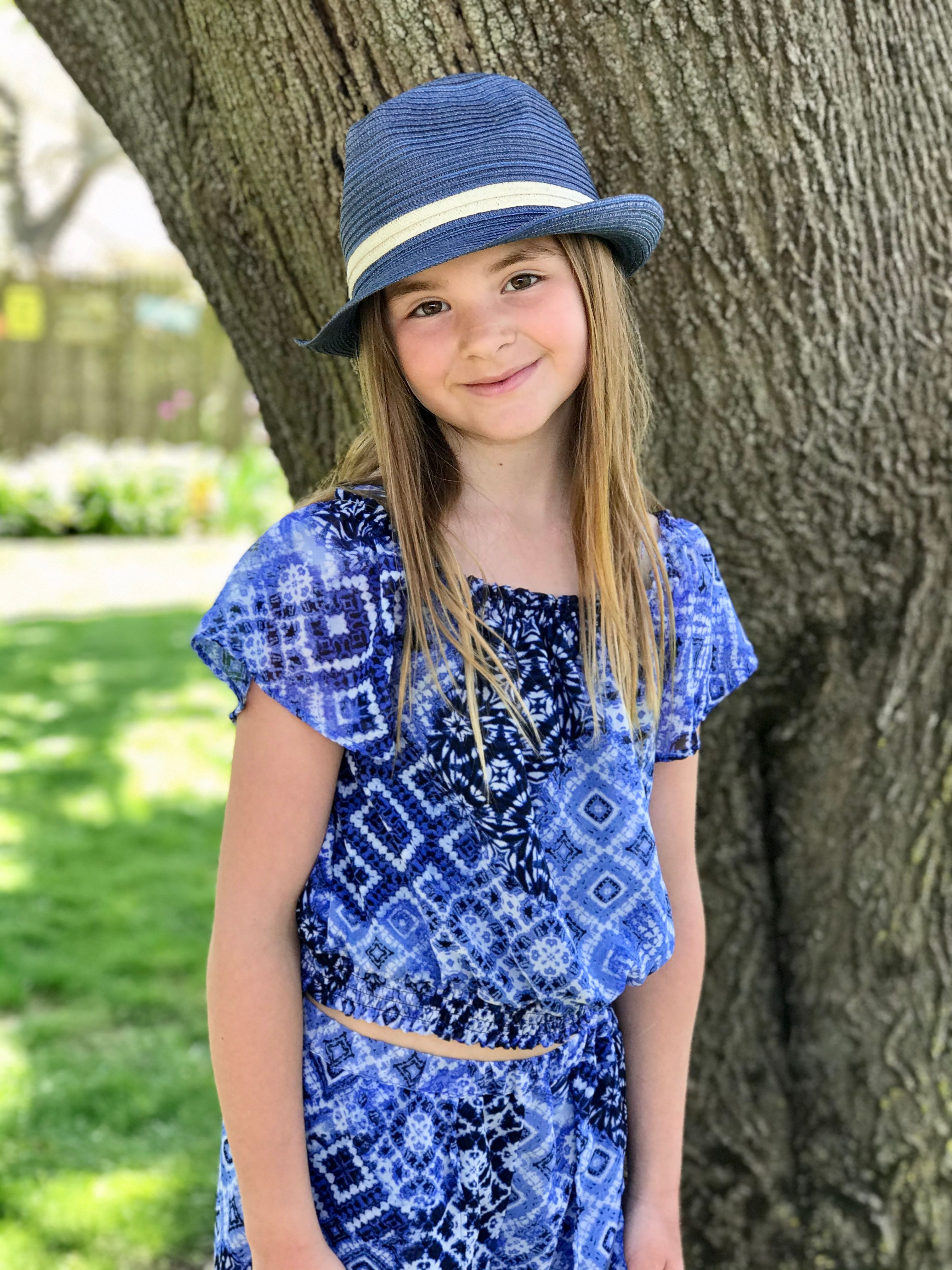 Lyla Zablotny, 8 Years