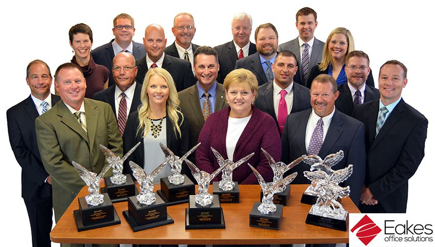 Eakes Honored as 2016 Elite Dealer by ENX Magazine