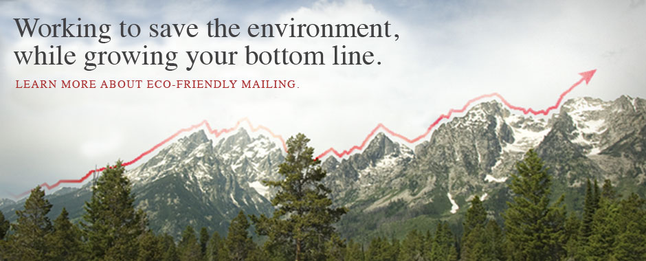 Eco-Friendly Mailing