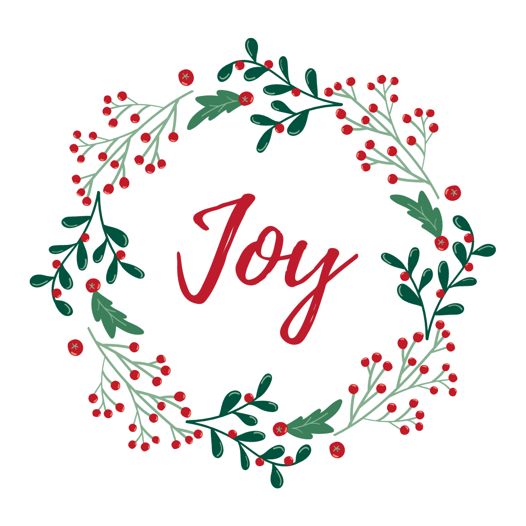 Giving and Receiving Joy