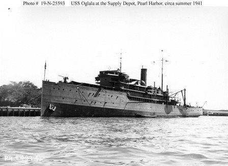 December 2017 -A Valiant Pearl Harbor Survivor