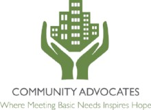 Community Advocates logo