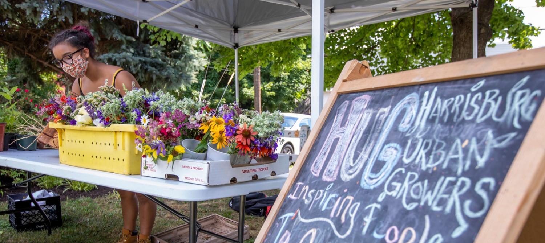 Visit the Allison Hill Farmers Market!