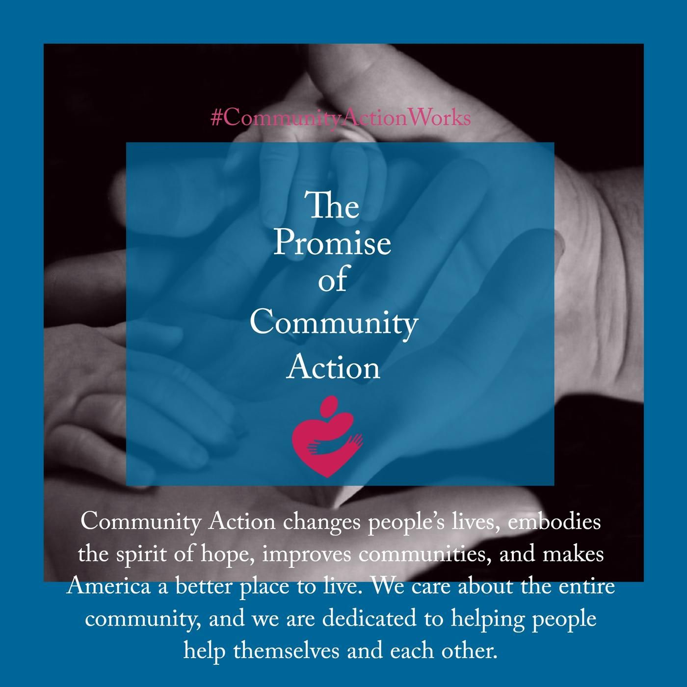 Promise of Hope: It's Community Action Month!