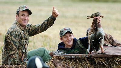 Waterfowl Heritage Fund Delta Waterfowl
