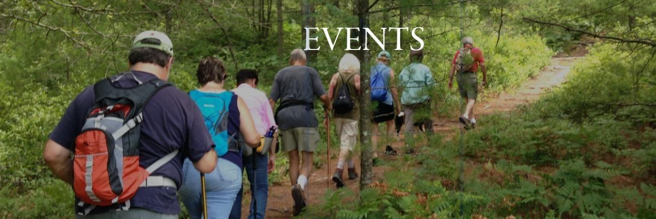 Wildlands Trust Events