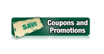 Sign-up to Receive our Promotions and Specials