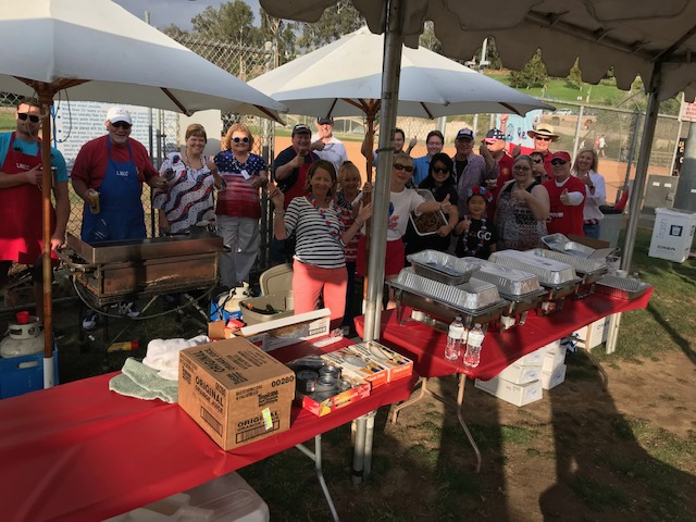 4th of July Pancake Breakfast