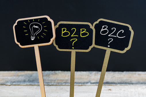 The Major Qualities That Separate B2B and B2C Marketing Collateral
