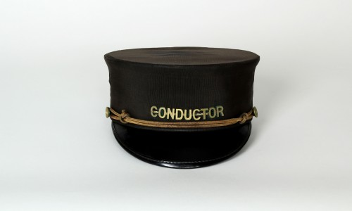 Central of Georgia Railway conductor's hat