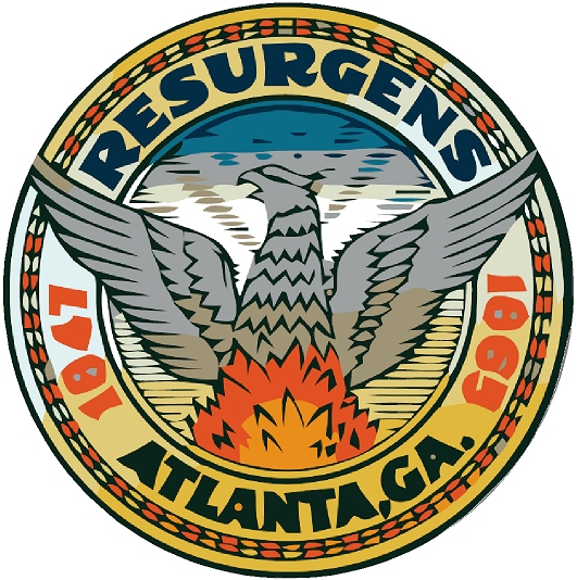 X33010 -  Seal of the City of Atlanta