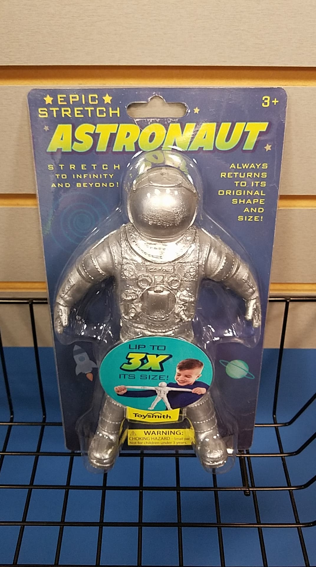 Epic Stretch Astronaut
