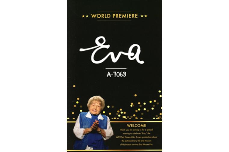 "April 5, 2018: The ""Eva: A-7063"" Documentary Premieres"
