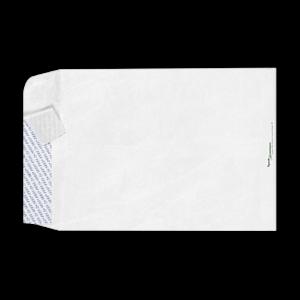 Item G - 10 X 13 Catalog/Open End Envelope -Tyvek - Peel and Seal