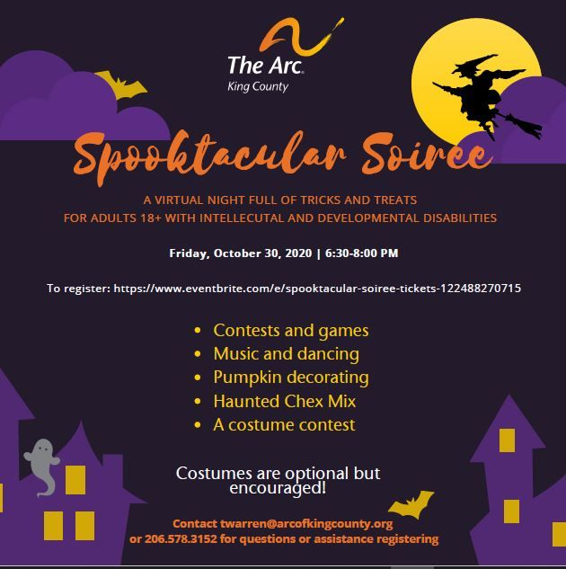 Spooktacular Soiree Halloween Party