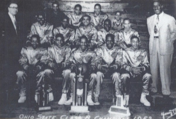 Lockland Wayne 1952 Team