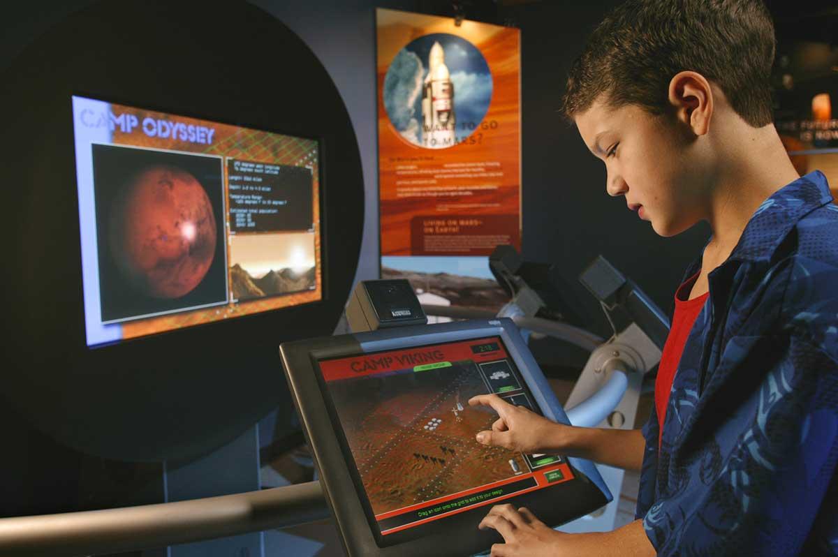 Apollo & Space Exhibit