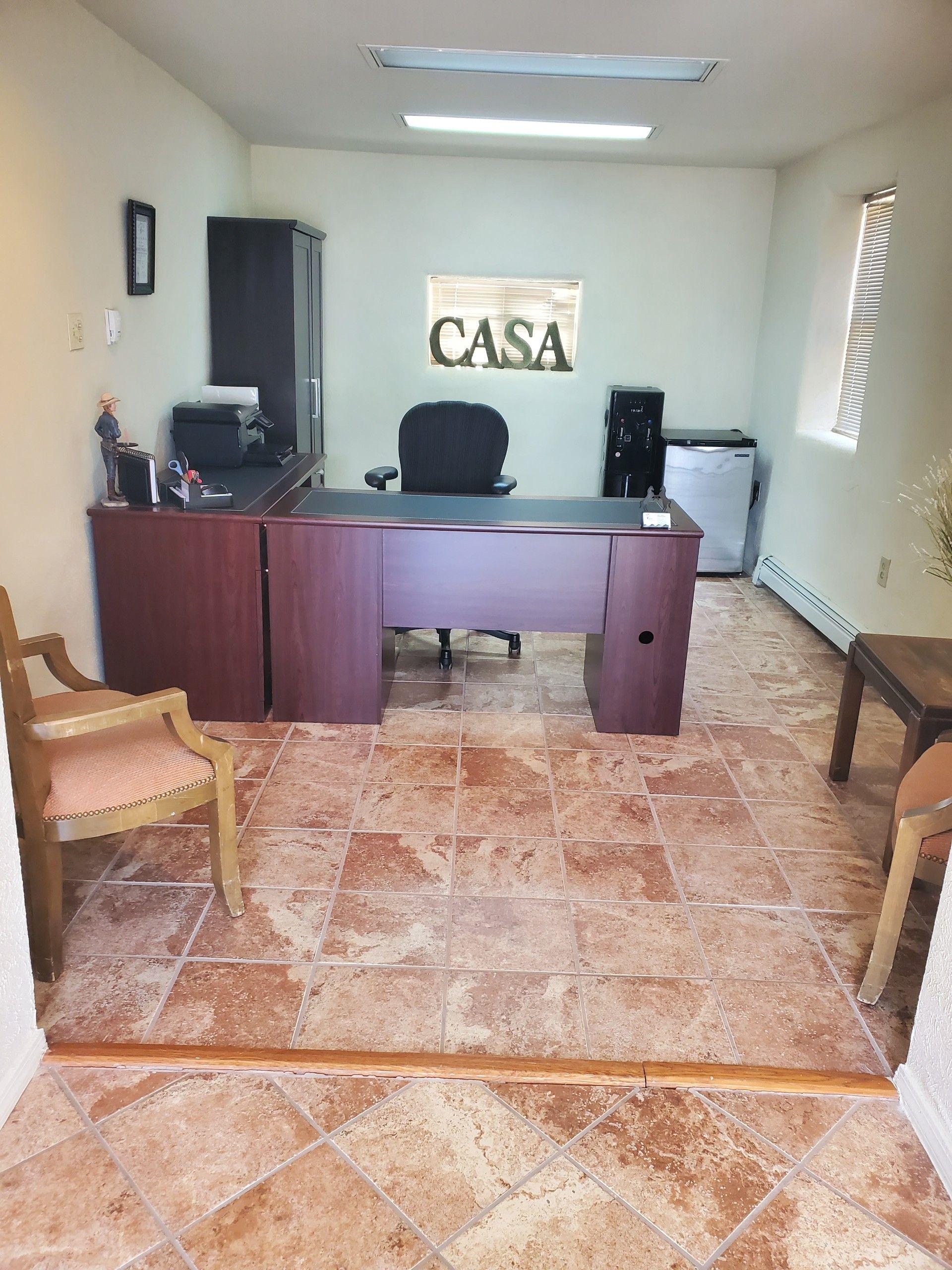 New Valencia County Office!