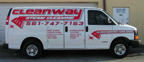 Cleanway Steam Cleaning