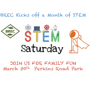 BREC Month Long STEAM Kickoff