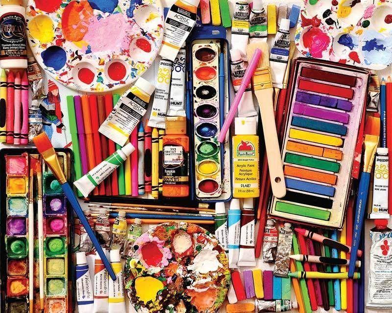 ECA Student Art Calendar Fundraiser