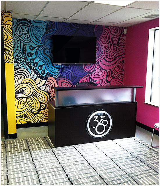 MPX 360 Lobby