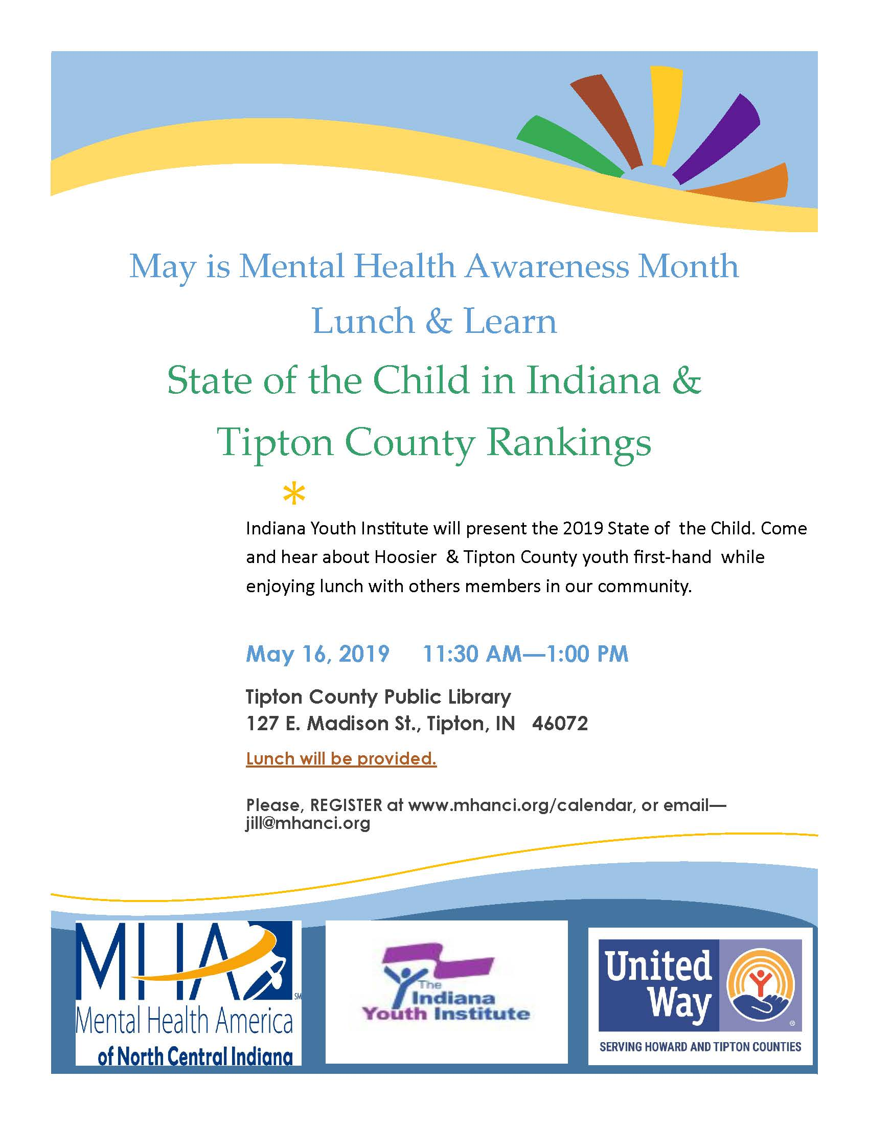 Tipton Lunch & Learn
