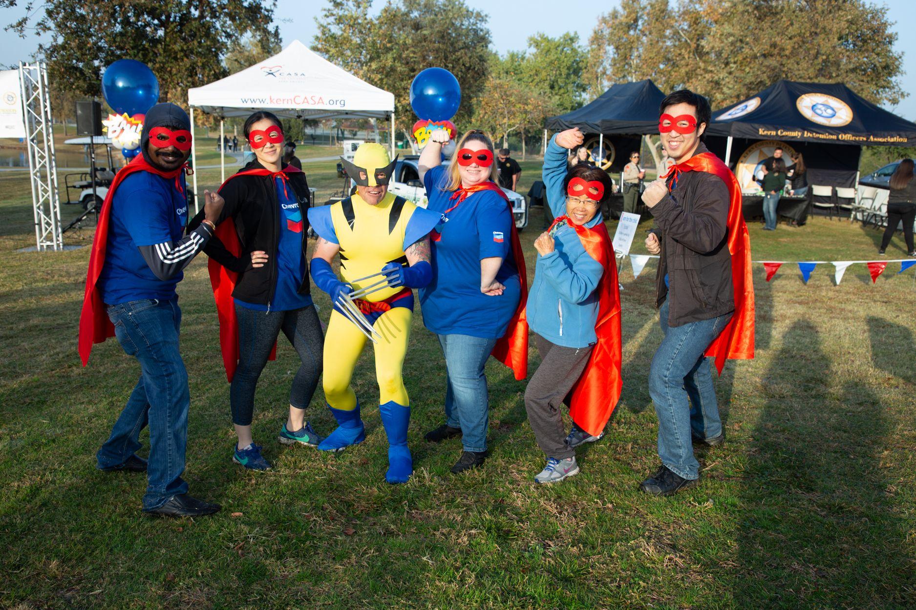 November Superhero Run
