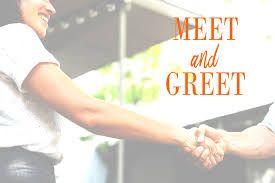 Weber-Morgan Meet & Greet