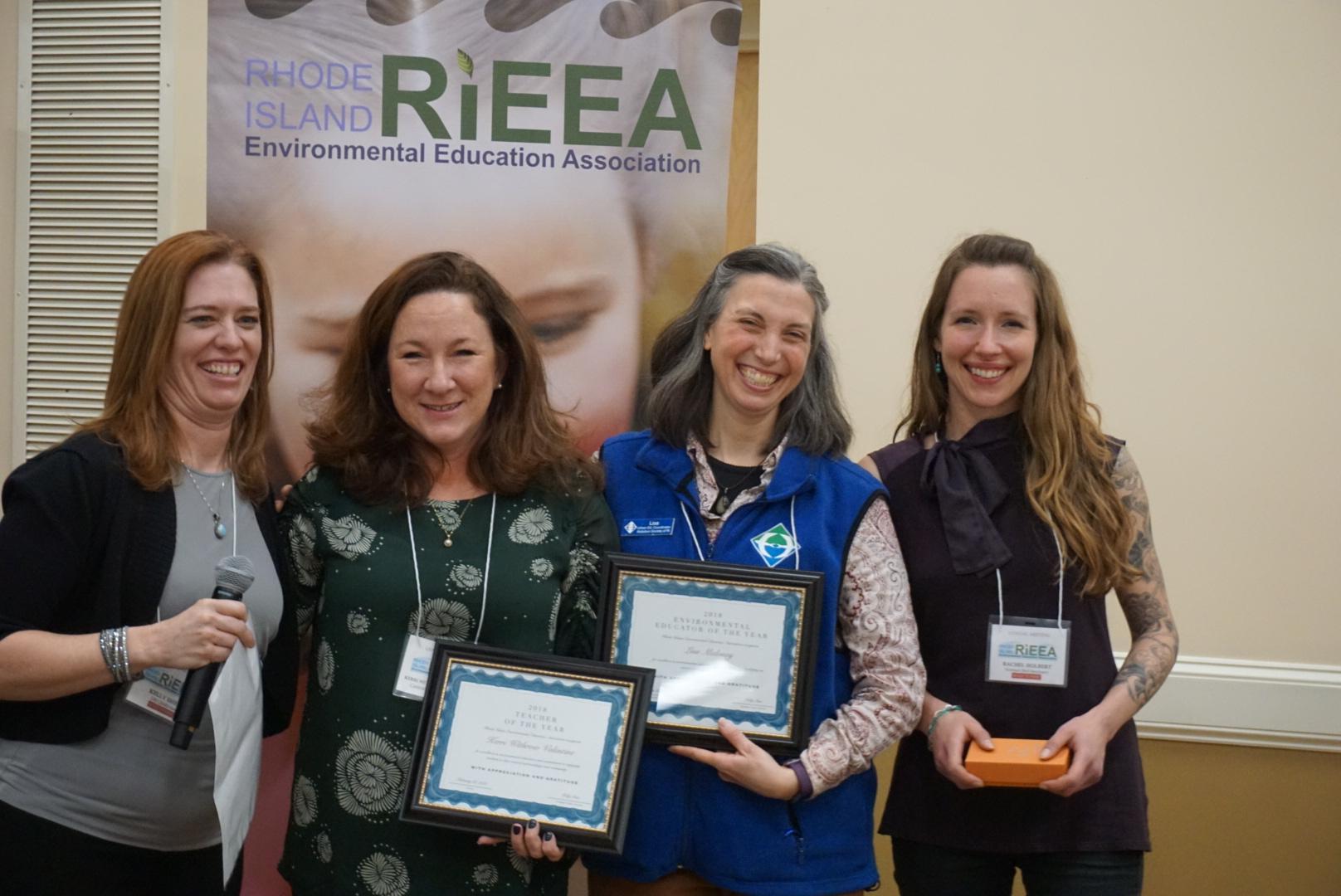 Audubon Educator Lisa Maloney Honored as Environmental Educator of the Year
