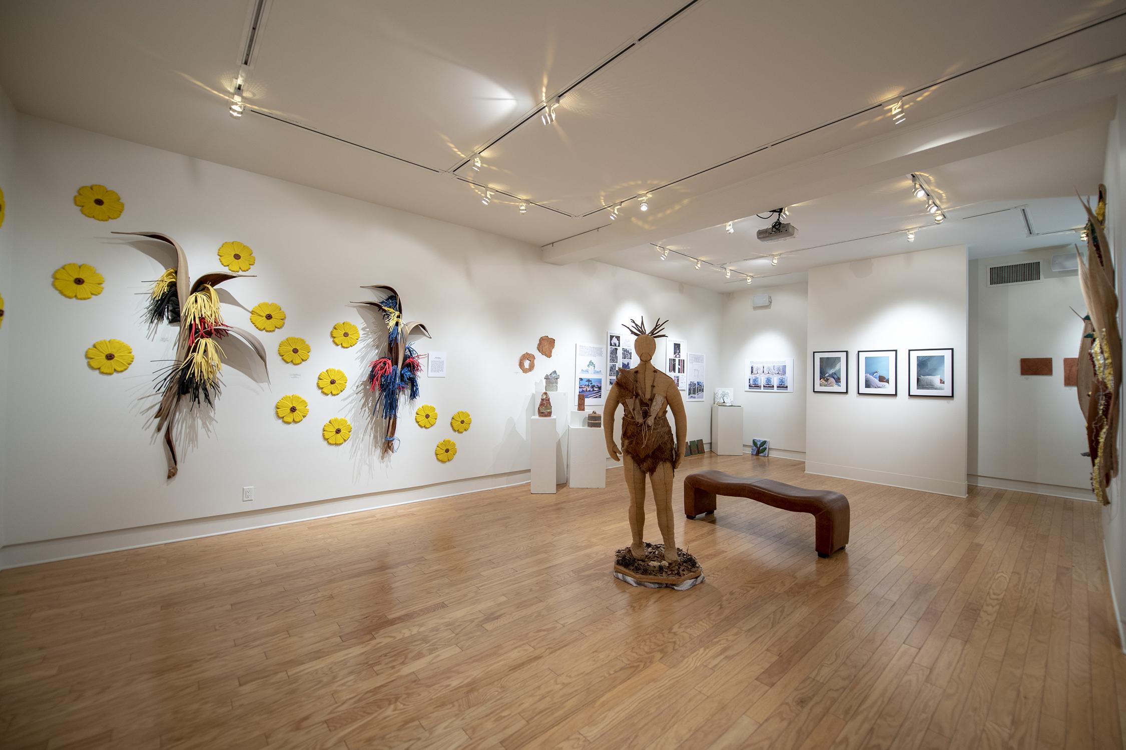 Current Exhibit: Serendipity in Eco-Art