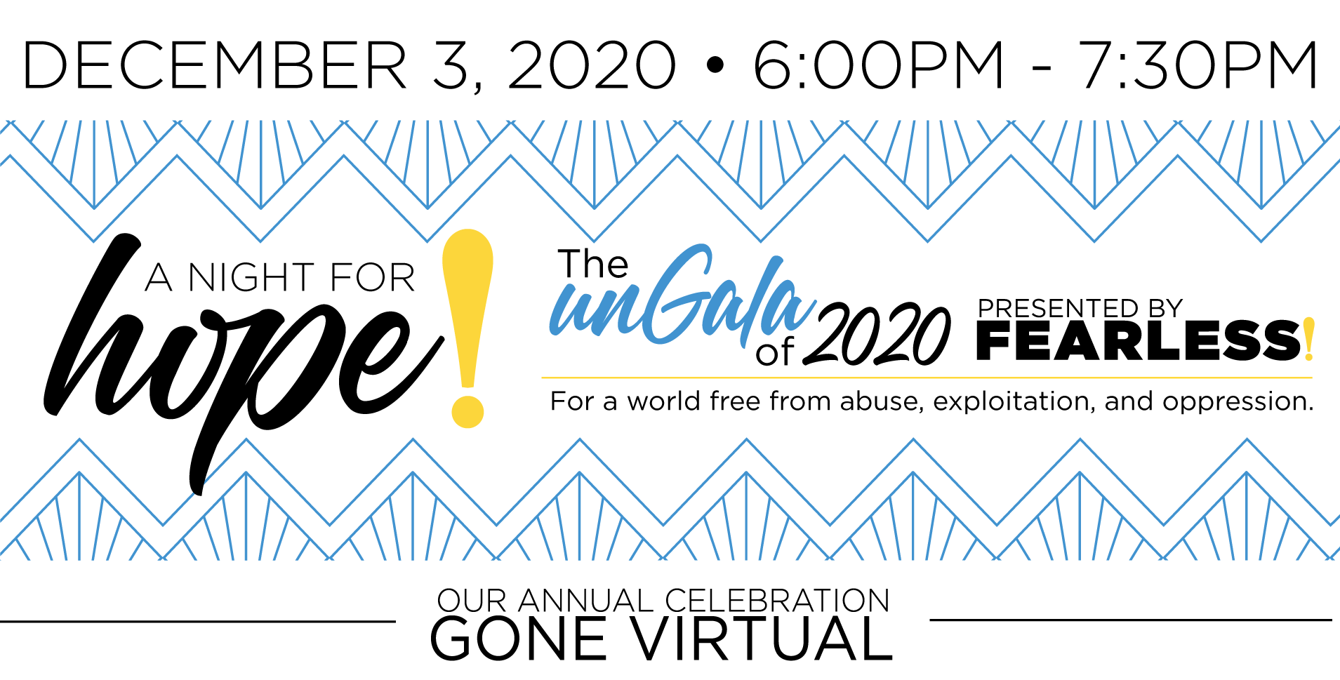 The Night for Hope - unGala